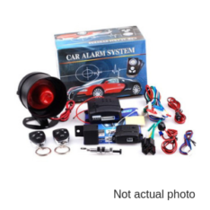 buy car parts online - security system