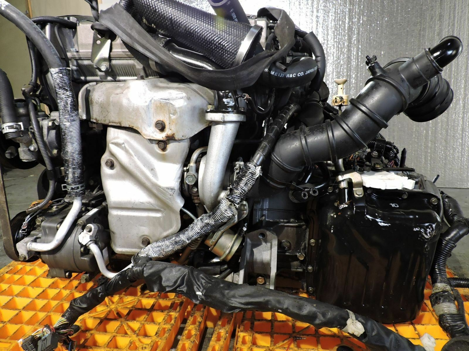 Mitsubishi 4g63 Complete Used Engine With  Transmission