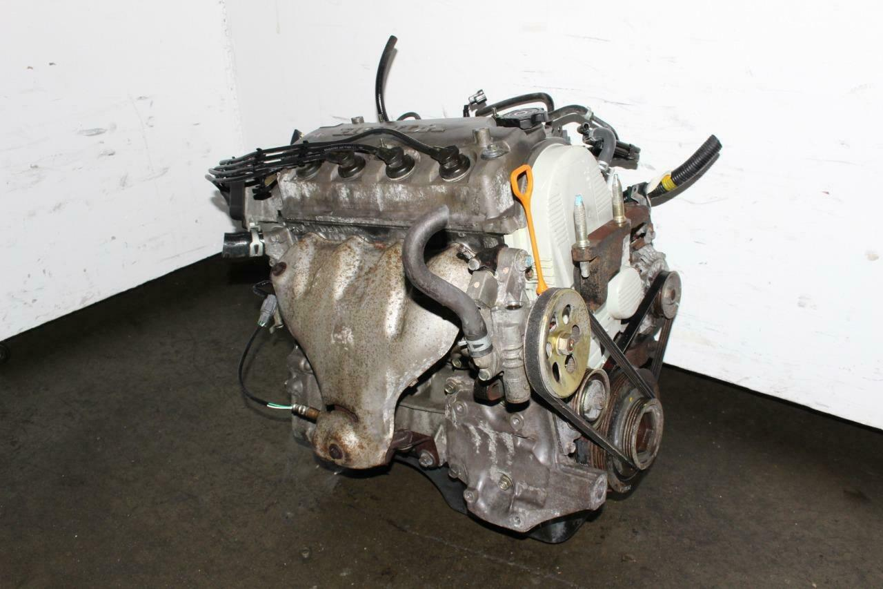Honda D16a Complete Used Engine With  Transmission