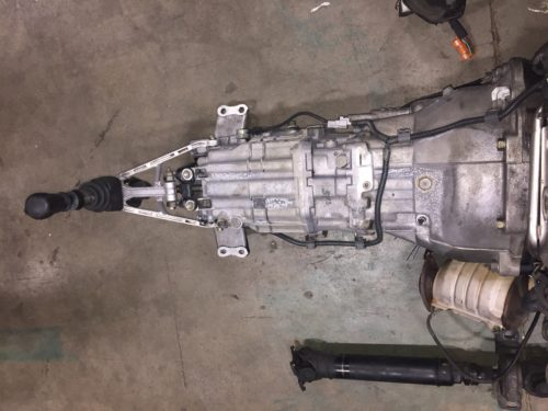 2JZ 6speed Non VVTI 09