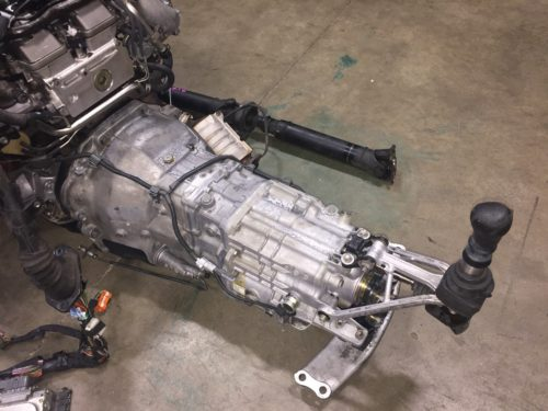2JZ 6speed Non VVTI 10