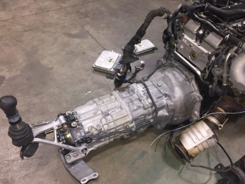 2JZ 6speed Non VVTI 11