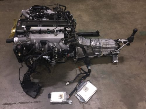 2JZ 6speed Non VVTI 15
