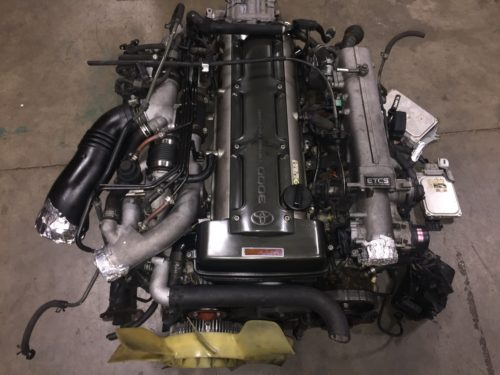 2JZ 6speed Non VVTI 17